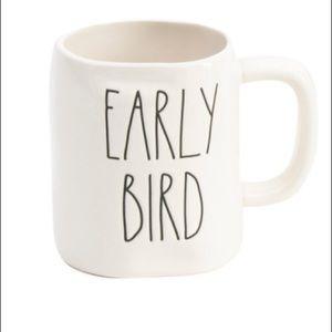 Rae Dunn EARLY BIRD Mug